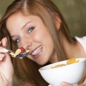 Un petit-déjeuner de champion