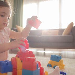 Privilégiez les jeux d'assemblage ou de construction
