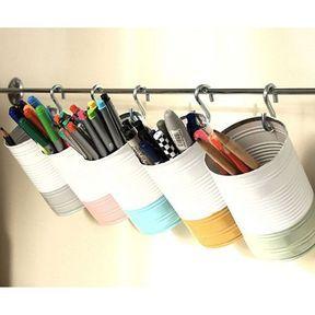 DIY range crayons et stylos