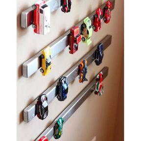 DIY rangement petites voitures