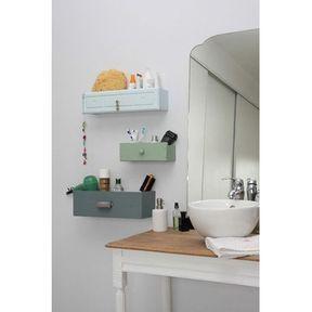 DIY rangement salle de bain