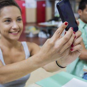 Confiscation du téléphone portable