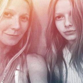Apple Martin et Gwyneth Paltrow