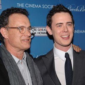 Colin et Tom Hanks