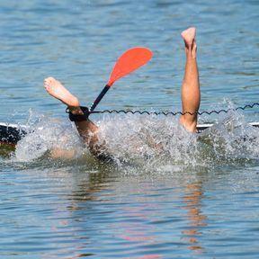 Le paddle géant