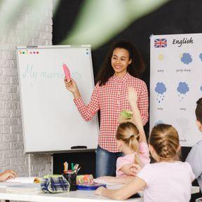 Des ateliers en langue étrangère