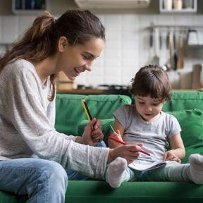 Un(e) baby-sitter étranger(ère)