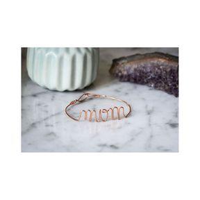 Le bracelet message