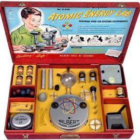 Atomic Energy Lab : du nucléaire à la maison