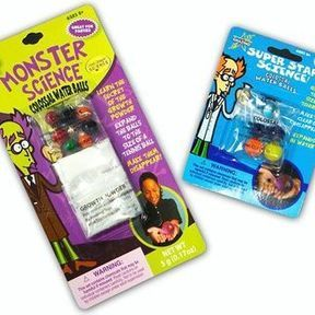 Monster science water ball ou les faux bonbons