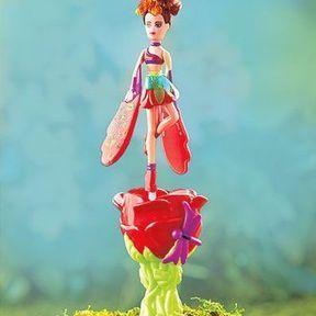 Sky dancer, la poupée qui blesse