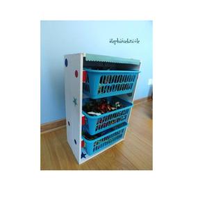 DIY bacs à jouets
