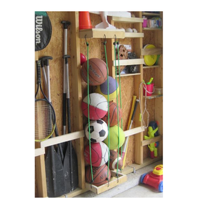 DIY pour ranger les ballons