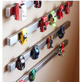 DIY pour ranger les petites voitures