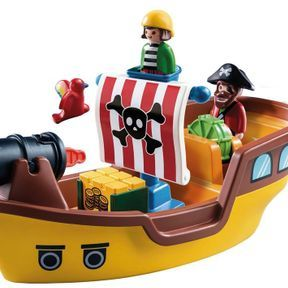 Bateau de pirates, Playmobil