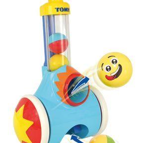 Le Fun Trott', Tomy