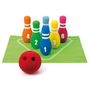 Le bowling en mousse, Oxybul