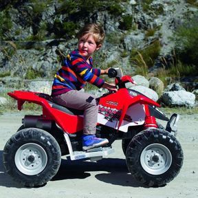 Le quad Polaris Outlaw, Peg-Pérego