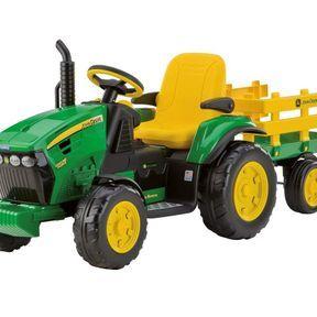 Le tracteur, Peg-Pérego