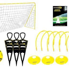 Ultimate Football Challenge Kit d'entraînement - Kickmaster