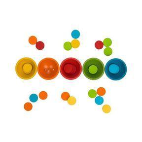 Tri de jetons, Ateliers Montessori