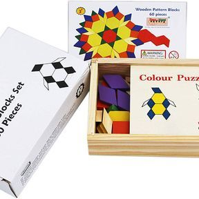 Formes géométriques en bois, Toys of Wood