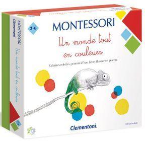 Un monde tout en couleurs, Clementoni