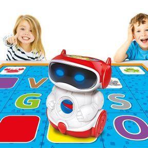 Doc, robot éducatif parlant programmable