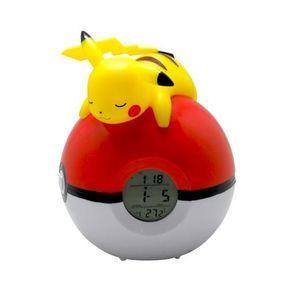Radio réveil Pokemon Pikachu