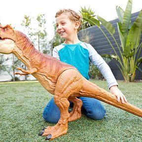 T-Rex articulé Jurassic World 2 Mattel