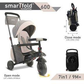 Tricycle évolutif SmarTfold