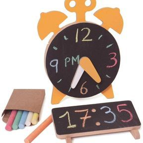 Chalking O'clock, Wodibow