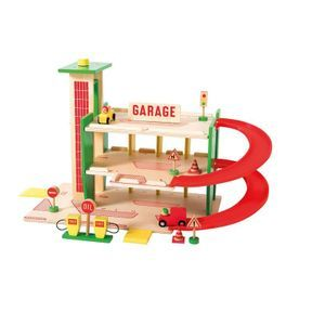 Le Grand Garage Dans la Ville, Moulin Roty