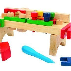 Mini-établi, Wood'N Play
