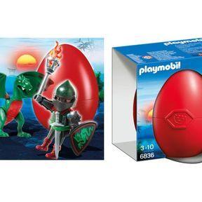 Œuf de Pâques Playmobil