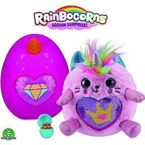 Peluche Rainbocorn surprise