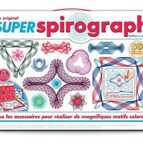 Super spirographe