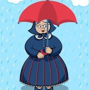 Bergère, il pleut, il pleut