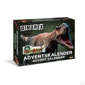 Calendrier de l'Avent DinoRex