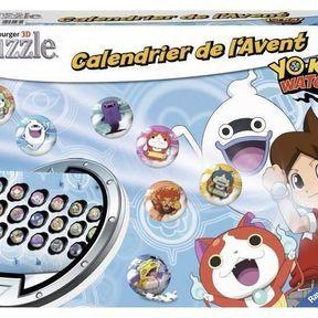 Calendrier de l'Avent Yo-Kai Watch