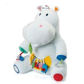 Axel géant l'hippopotame