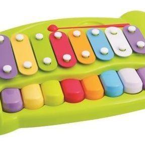 Piano-xylophone 2 en 1, Ouatoo