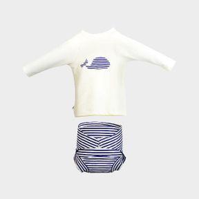 Combinaison anti-UV pour bébé Hamac