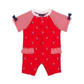 Combinaison maillot pour bébé Sergent Major