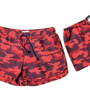 Short de bain enfant militaire Sun Child