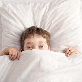 Au réveil : la respiration du ballon