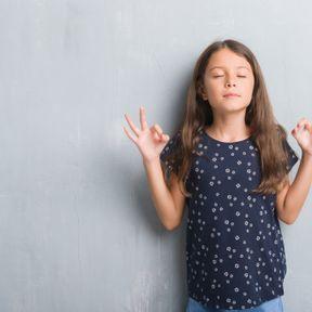 Avant d'aller à l'école : la respiration anti-stress