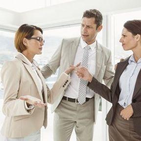L'équilibre des négociateurs et des coachs