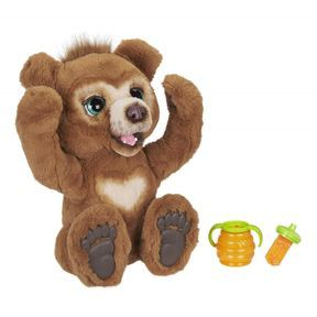 Cubby, l'ours curieux, FurReal Friends