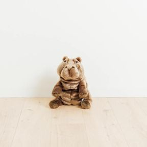 Mon hippo Edgar, La Pelucherie
